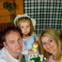 семья :: Ванда Азарова