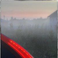 Вечерний туман. Пороги_3 :: Станислав Лебединский