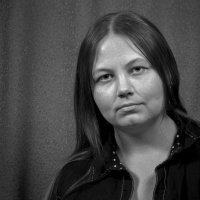 В домашней студии. :: Екатерина Рябинина