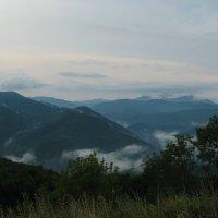 Горы :: Олег Фомин