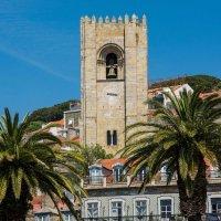 Кафедральный собор Лиссабона :: Константин Шабалин