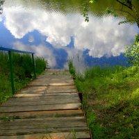 лестница в небо :: Александр Прокудин