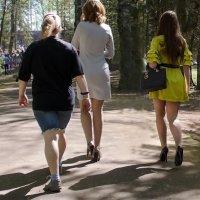 Два стиля... :: Владимир Рязанов