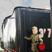 На поезде победы :: Sergey Koltsov