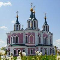 Монастырские будни. :: Андрей Смирнов