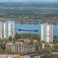 Вид на Волгоград с высоты :: Алексей Павлов