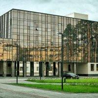Новое здание Новосибирского государственного университета :: Дмитрий Конев
