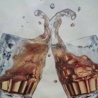 Лозунг пивной: Лучше пузо от пива, чем горб от работы! :: Алекс Аро Аро