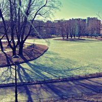 Юсуповский садик :: Наталия П