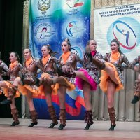 Чемпионат по спортивному рок-нроллу :: Алексей Патлах