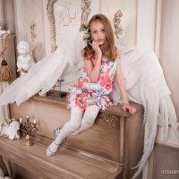 Ангел рядом :: Виталий Ацабрик