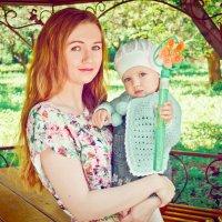 Мамина :: Евгения Мартынова