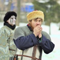Холодная кольчуга :: Иван Нищун