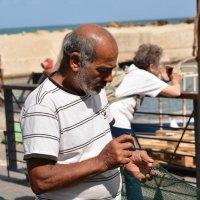 рыбак :: Ефим Хашкес
