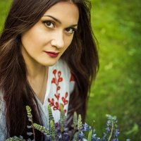 Юля :: Ольга Круковская