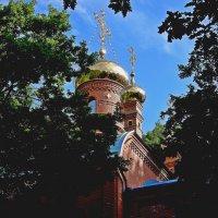 Храм в Горном :: Владимир