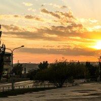 закат :: Ольга Чазова