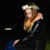 Ночная девочка :: Света Кондрашова