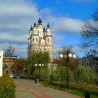 Церковь Козьмы и Демьяна. :: Александр Атаулин