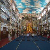 храм :: Дмитрий Лупандин