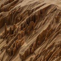 Песчаные торосы :: Инга Мысловская