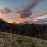 О рассвете в горах :: Александр Плеханов
