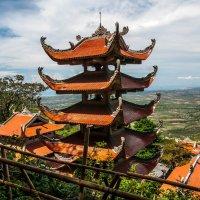 Пагода на горе Таку :: Инга Мысловская