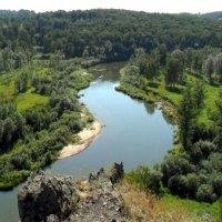 Река Бердь. :: Мила Бовкун