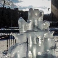 Лёд и солнце :: Владимир Морозов