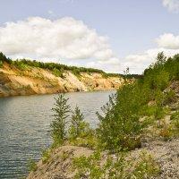 голубые озера Прикамья :: petyxov петухов