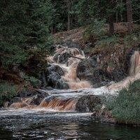Водопад Ахинкоски. :: Александр Святкин