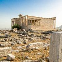 На Акрополе, Афины, Греция :: Александр Антонович