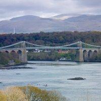 Мост через пролив Менай :: Natalia Harries