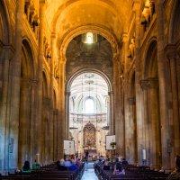 в кафедральном соборе :: Константин Шабалин