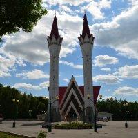 "Мечеть ""Ляля - Тюльпан"" :: Наталья Тагирова"