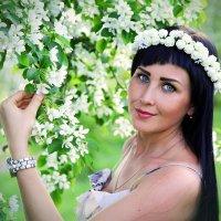 Один раз в год сады цветут! :: Лина Трофимова