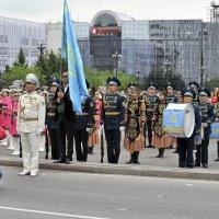 Президентский оркестр из Казахстана г. Астанга :: Николай Сапегин