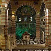 Алтарная часть Церкви Вознесения. Августа Виктория. Иерусалим. :: Lmark