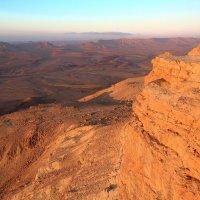 махтеш (кратер ) рамон :: ALEX KHAZAN