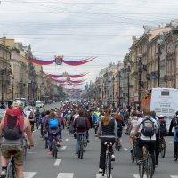 Велопарад Санкт-Петербург :: tipchik