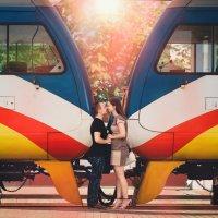 ☆ Поезд ЛЮБВИ пришёл по расписанию ☆ :: Studia2Angela Филюта