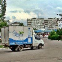 Природный родник на колёсах :: Нина Корешкова