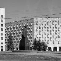 Площадь в Архангельске :: Марина Никулина