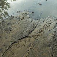 Следы на песке :: Яков Реймер