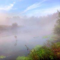 Туманные рассветы...2 :: Андрей Войцехов