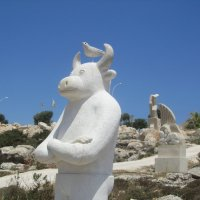 В парке скульптур,Айя-Напа.Кипр :: tgtyjdrf