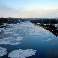 Переправа!Лед пошел! :: Ivan G