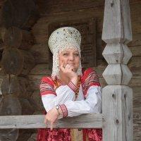 Портрет незнакомки :: Ирина Шурлапова