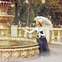 В Александровском саду :: Татьяна