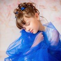 Первое бальное платье :: Екатерина Тырышкина